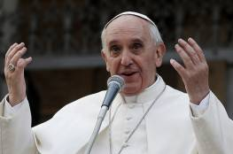 قداسة البابا يحث على إنهاء العنف المروع في سوريا والعراق