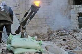 سوريا : مقتل 20 عنصراً من النظام السوري في حرستا