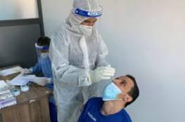 """ليبيا تطلق حملة تطعيم ضد كورونا بلقاح """"سبوتنيك V"""" الروسي"""