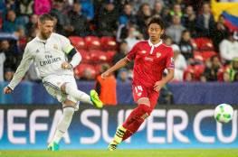 ريال مدريد يحرز السوبر الأوروبية بفوزه على إشبيلية