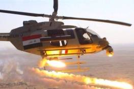 العراق : مصرع 8 من تنظيم داعش بقصف جوي غرب الموصل