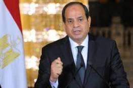 """السيسي: سنرد بـ""""قوة غاشمة"""" على هجوم سيناء"""