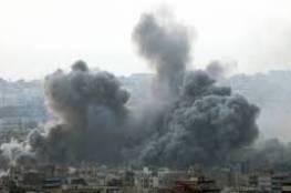 مقتل 23 مدنياً في غارات على قرية خاضعة لداعش في سوريا