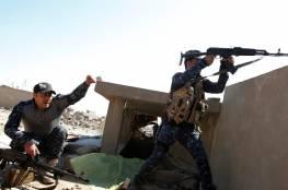 """القوات العراقية تفتح """"جبهة جديدة"""" بالموصل"""