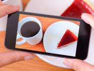 شاشة هاتفك تكشف المبيدات في طعامك