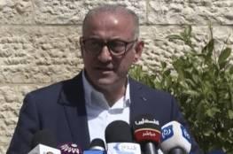 وزارة الداخلية الفلسطينية تتحدث حول تشديد الإجراءات والرقابة للحد من تشفي كورونا
