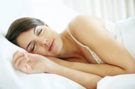 تخلي عن حمالة الصدر خلال النوم