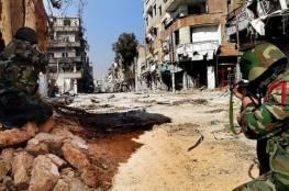 سوريا : قتلى وجرحى للنظام على يد تنظيم داعش  شرق دير الزور