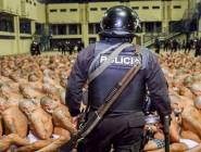 رئيس السلفادور أبو كيلة يتعرض لانتقادات بعد نشر صور صادمة لسجناء