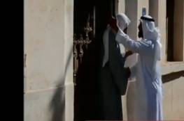 شاهد ما الذي حصل.....سعودي بحث عن معلمه المصري 41 عاماً