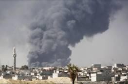 سوريا : قوات سوريا الديمقراطية تسيطر على مقر قيادة داعش في الرقة