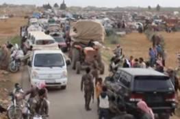 شمال سوريا:نزوح الآلاف جراء المعارك الدائرة قرب منبج