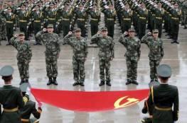 قوات الجيش الصيني في حالة تأهب قصوى