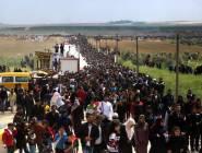 """قطاع غزة يحتشد بـ""""جمعة الشهداء والأسرى"""" والاحتلال يواصل ترهيبه"""