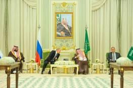 السعودية : الملك سلمان يستقبل الرئيس بوتين في قصر اليمامة بالرياض