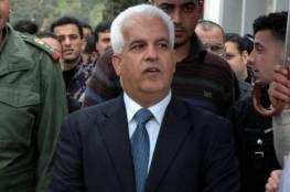 فلسطين : محافظ الخليل يدعو المطلوبين الى تسليم انفسهم طواعية قبل شن حملة امنية