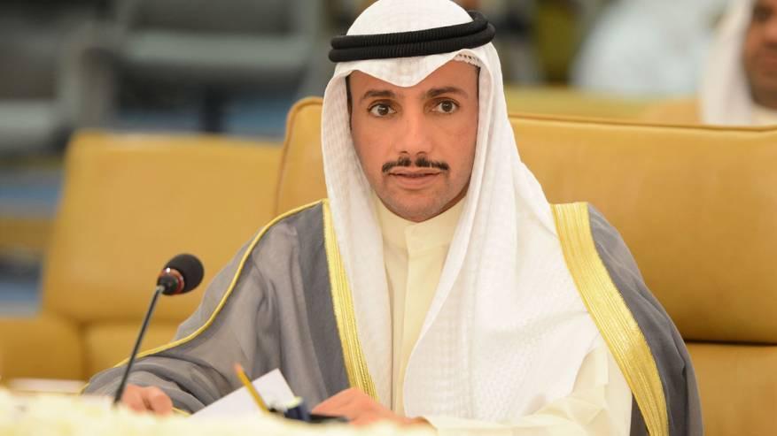 قال رئيس مجلس الأمة الكويتي مرزوق الغانم بأن مكافحة الارهاب يجب ان تبدأ بحل القضية الفلسطينية، مشيرا إلى بذل جهود لطرد كيان الاحتلال من الاتحاد البرلماني الدولي.