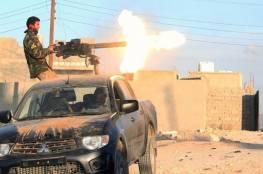أمريكا تتوعد بتقسيم ليبيا الى ثلاث دول