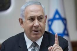 رئيس وزراء الأحتلال : الجولان سيبقى لإسرائيل للأبد