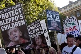 """الأمم المتحدة: طرفا الصراع بحلب ارتكبا """"جرائم حرب"""""""