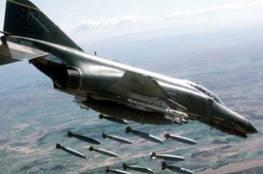 اليمن : طيران التحالف يدمر آليات ثقيلة للانقلابيين بصعدة