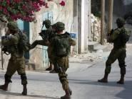 إسرائيل تعتقل ثمانية مواطنين من الضفة