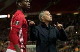 مورينيو : هذه أسباب تألق بوغبا في آخر مباراتين مع مانشستر يونايتد.