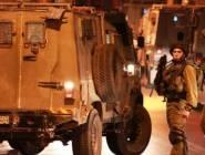 اعتقالات خلال اقتحام قوات الاحتلال لبيت لحم والخليل