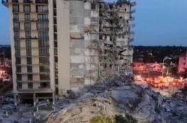 بايدن يعلن حالة الطوارئ في ولاية فلوريدا بعد انهيار مبنى