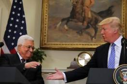 هذا ما طلبه ترامب من الرئيس عباس