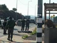 استشهاد شاب برصاص الاحتلال على حاجز زعترة جنوب نابلس