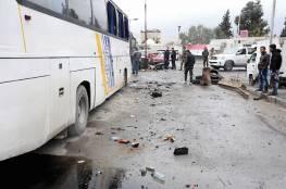 فرنسا تدين هجوم دمشق وتدعو روسيا وإيران لضمان الهدنة