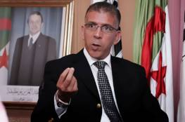 """حفيظ دراجي: سأدعم فلسطين """"ظالمة ومظلومة"""" ولو وقفت الجزائر ضد القضية الفلسطينية لعاديتها"""