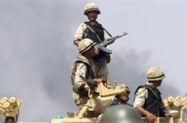 مصر : قتلى وجرحى من الجيش المصري بقصف معسكر وسط سيناء