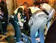 """مقتل فلسطيني طعناً في """"تل أبيب"""""""