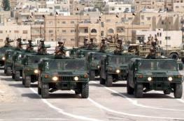 تعزيزات عسكرية أردنية نحو الحدود مع سوريا