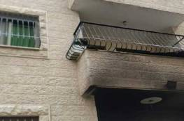 وفاة مواطن إثر حريق بمنزله في بلدة كفر عقب