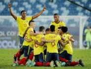 جملة فنية تهدي كولومبيا الفوز على الإكوادور في كوبا أمريكا