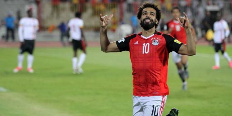شاهد أهداف مباراة مصر والكونغو 2-1