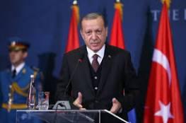 أردوغان قبل توجهه لروسيا: نعلم من يقف وراء الأزمة الخليجية