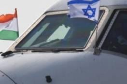 نيودلهي : السعودية لم توافق على استخدام اجوائها للسفر الى اسرائيل