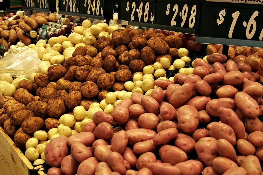 رجيم البطاطا لتخسروا 3 كيلو في 5 أيام فقط... الطريقة سهلة جداً