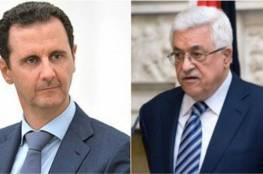 """الزعيم الفلسطيني على تواصل مباشر مع """"الاسد """" وقد يزور سوريا قريباً"""