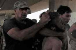 القوات العراقية تنفذ إعدامات فورية في الموصل .. ويقتلونهم بجرأة وفي وضح النهار..