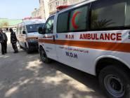 إصابات في حادث سير شمال رام الله