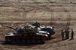 """القوات التركية تقصف 177 هدفاً لـ""""داعش"""" ومقتل 41 إرهابياً شمالي سوريا"""