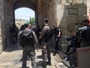 نتنياهو يأمر الشرطة بتفتيش المصلين الداخلين للأقصى