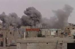 سوريا : مقتل 11 مدنياً في غارات بريف حماة الشرقي