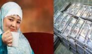 الخادمة المليونيرة تنتظر الحصول على 100 مليون من ميراث زوجها السعودي