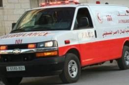 حادث سير جنوب جنين.. و إصابة 4 مواطنين اثنان منهم بحالة الخطر